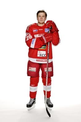 Oskar Back - Årets spelare 2014/2015